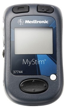 Medtronic MYStim programmer front view