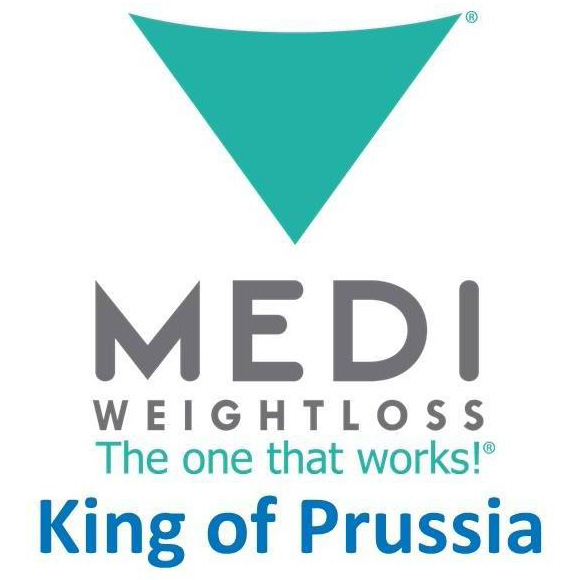 Medi-Weighloss King of Prussia Logo
