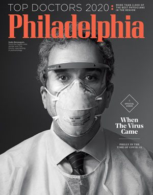 Philadelphia Magazine May 2020 Issue