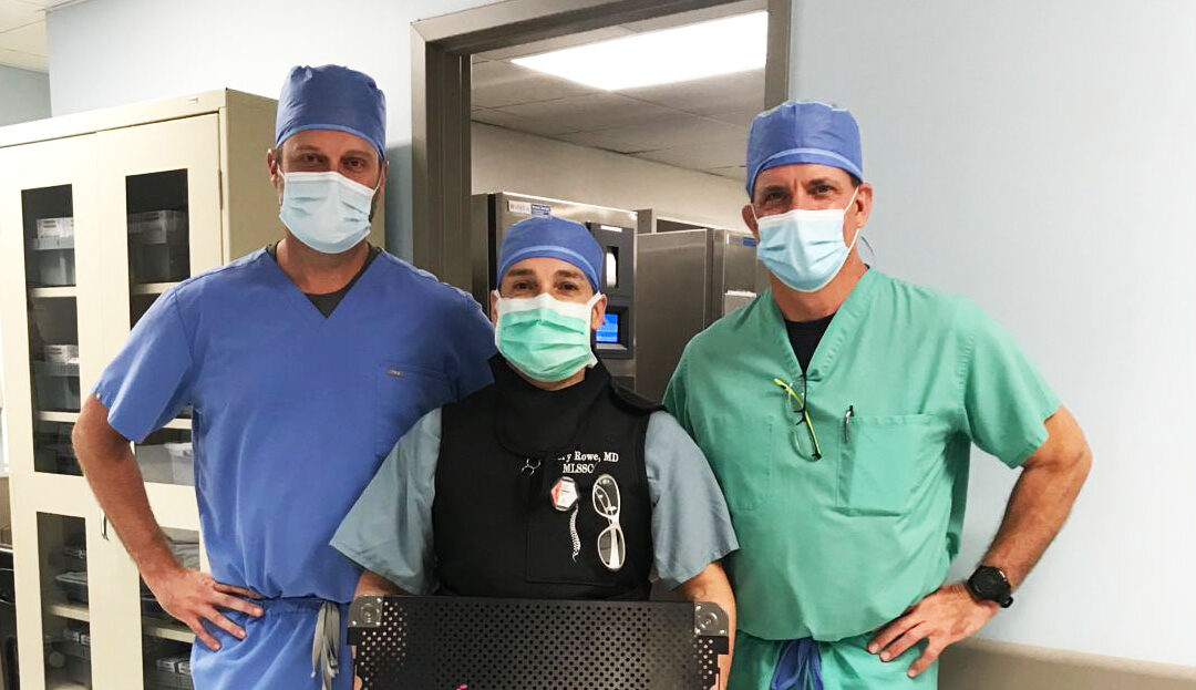 Jeffery Rowe, MD Completes the First Spinal Simplicity Minuteman® Procedure in Pennsylvania