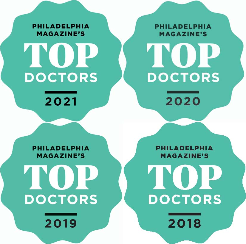 Philly Mag Top Doc 2021