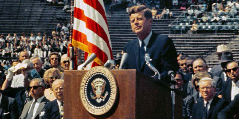JFK's Back Pain and Physiatry